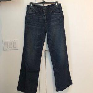 Ralph Lauren wide legged jeans